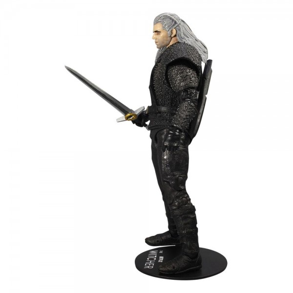 Witcher Television Actionfigur Geralt of Rivia