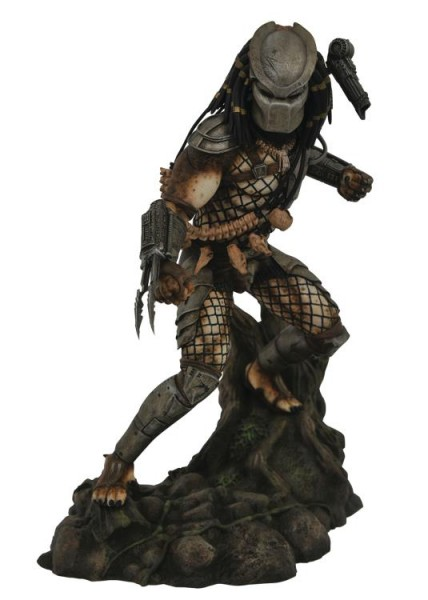 Predator Gallery Statue Jungle Predator