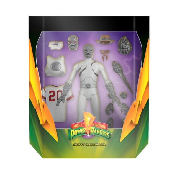 Power Rangers Ultimates Actionfigur Putty Patroller