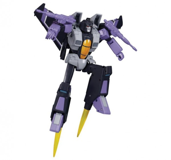 Transformers Masterpiece MP-52+ Skywarp 2.0