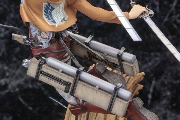 Attack on Titan ARTFX J Statue 1/8 Levi (Renewal Package Version)