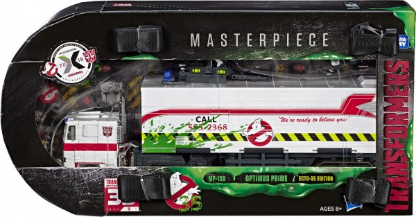 Transformers Masterpiece MP-10G Optimus Prime Ecto-35 Edition (SDCC 2019)