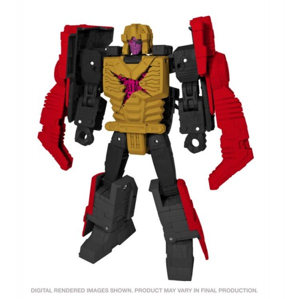 Transformers Generations Selects Titan Black Zarak (Exclusive)