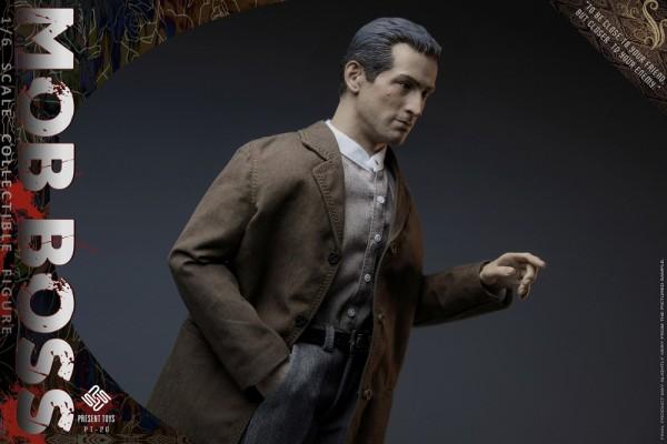 Present Toys 1/6 Actionfigur The Second Mob Boss Vito Corleone