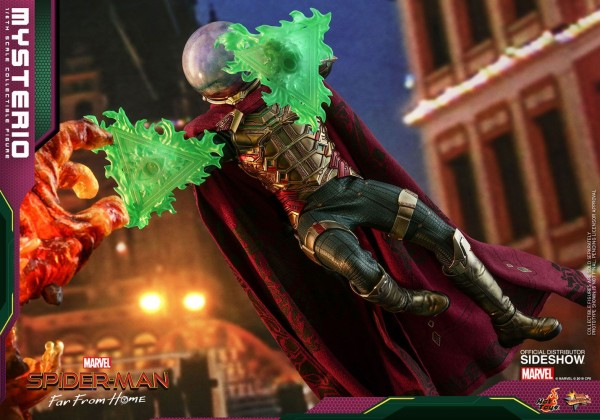 Spider-Man Far From Home Movie Masterpiece Actionfigur 1/6 Mysterio
