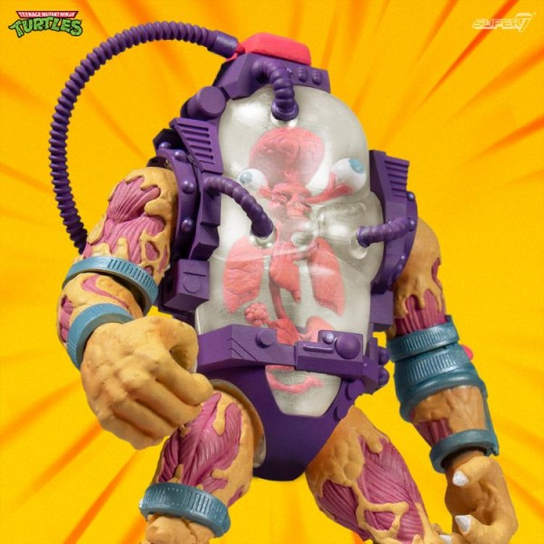 Teenage Mutant Ninja Turtles Ultimates Actionfigur Mutagen Man
