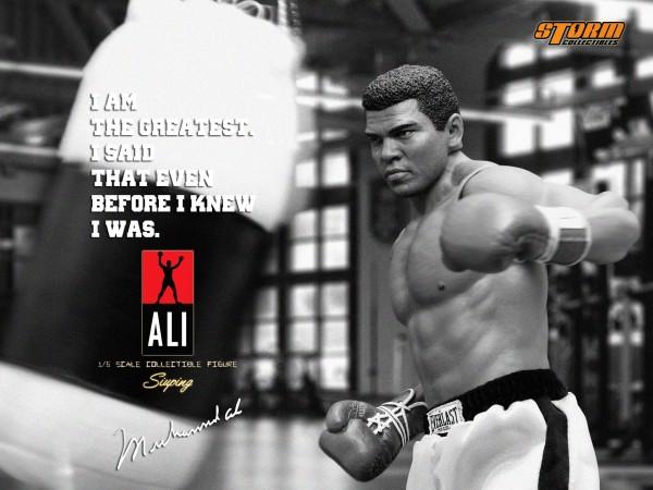 Muhammad Ali Actionfigur 1/6 Muhammad Ali The Greatest