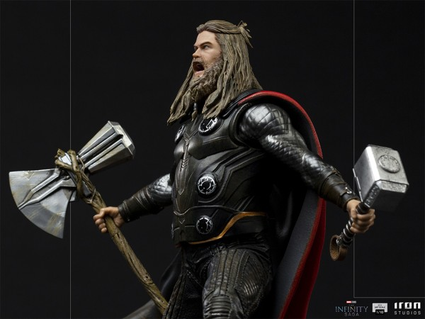 Marvel Infinity Saga BDS Art Scale Statue 1/10 Thor (Ultimate)