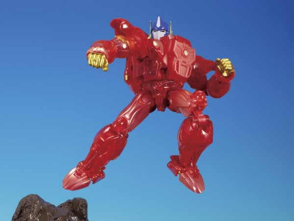 Transformers Masterpiece MP-38+ Burning Convoy (Beast Wars II)