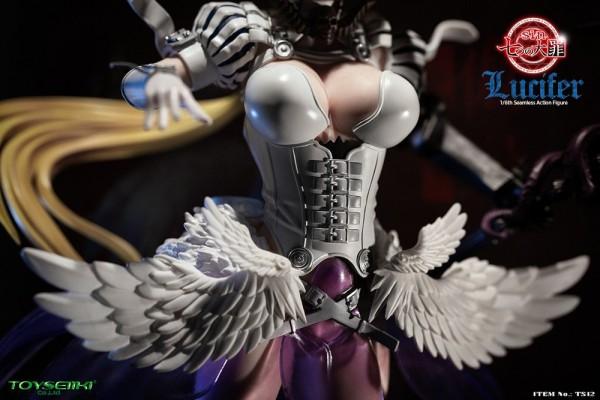 TOYSEIIKI Seven Mortal Sins 1/6 Actionfigur Sin Lucifer