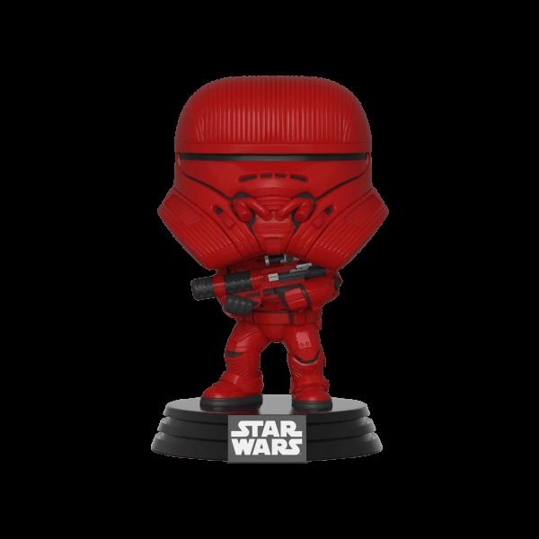 Star Wars Rise of Skywalker Funko Pop! Vinylfigur Sith Jet Trooper 318