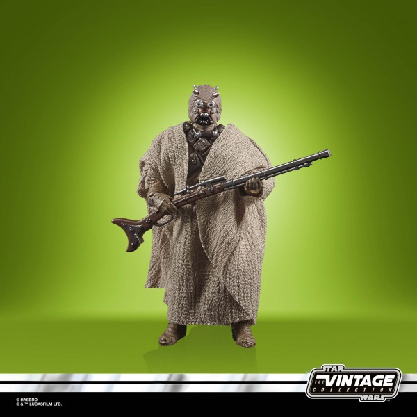 Star Wars Vintage Collection 50th Anniversary Lucas Film Actionfigur 10 cm Tusken Raider (Exclusive)
