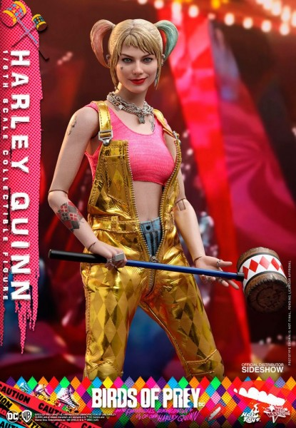 Birds of Prey Movie Masterpiece Actionfigur 1/6 Harley Quinn