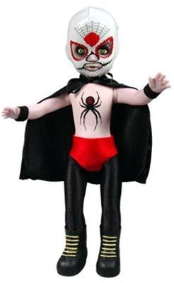 Living Dead Dolls El Luchador Muerto