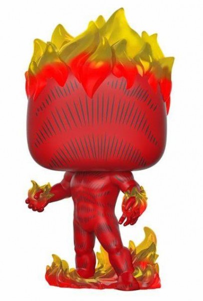 Marvel 80th Anniversary Funko Pop! Vinylfigur Human Torch (First Appearance)