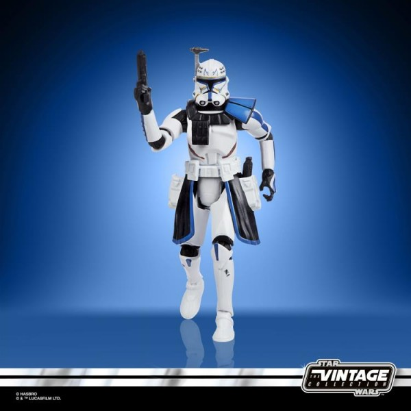 Star Wars Vintage Collection Actionfigur 10 cm Captain Rex