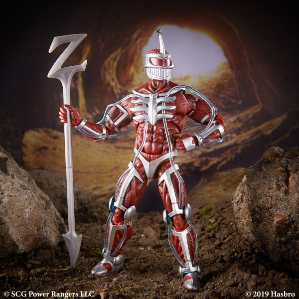 Power Rangers Lightning Collection Actionfigur 15 cm Lord Zedd
