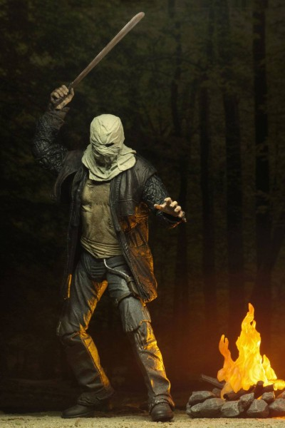 Freitag der 13. Ultimate Actionfigur Jason (2009)