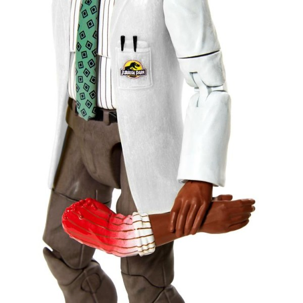 Jurassic Park Amber Collection Actionfigur 15 cm Ray Arnold