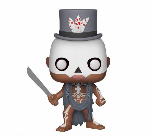 James Bond 007 Funko Pop! Vinylfigur Baron Samedi