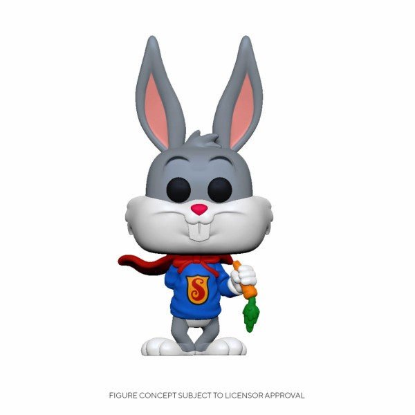 Bugs Bunny 80th Anniversary Funko Pop! Vinylfigur Bugs Bunny (as Super Hero)