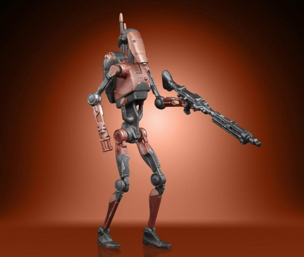 Star Wars Vintage Collection Gaming Greats Actionfigur 10 cm Heavy Battle Droid