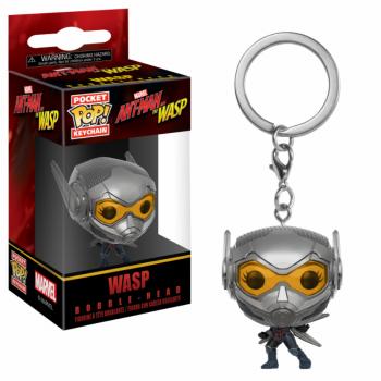 Ant-Man & the Wasp Pop! Pocket Keychain Vinylfigur Wasp