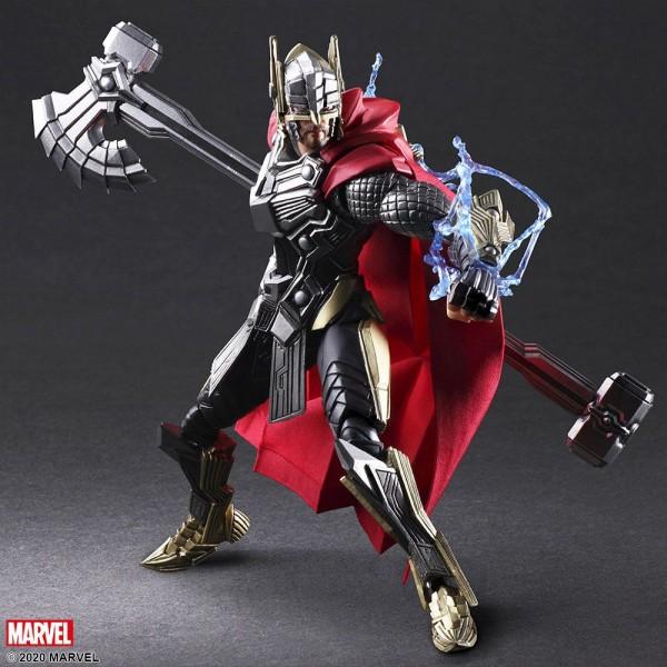 Marvel Bring Arts Actionfigur Thor by Tetsuya Nomura
