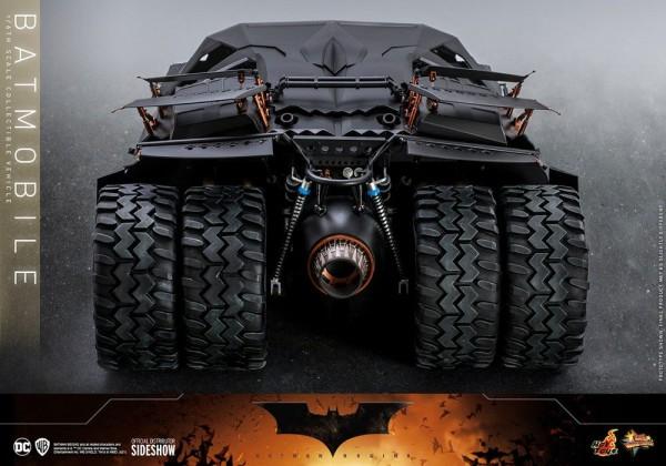 Batman The Dark Knight Trilogie Movie Masterpiece Fahrzeug 1/6 Batmobil