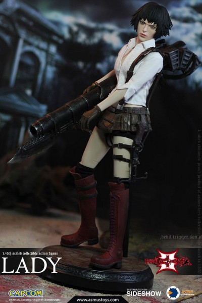 Devil May Cry 5 Actionfigur 1/6 Lady