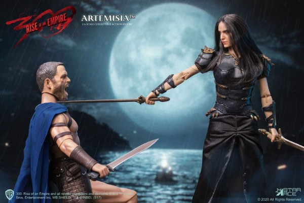 300 Rise of an Empire My Favourite Movie Actionfigur 1/6 Artemisia 3.0