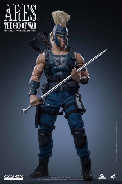 Art Figures 1/6 Actionfigur Aidol 4 Ares The God Of War