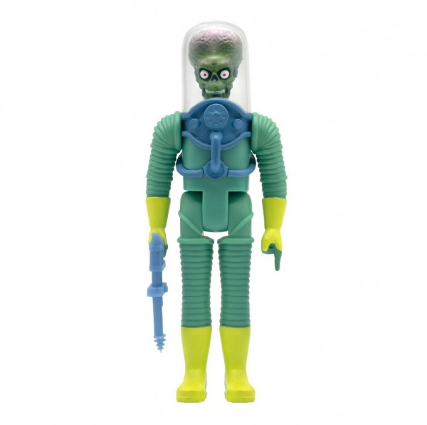 Mars Attacks! ReAction Actionfigur Alien 1 with Gun