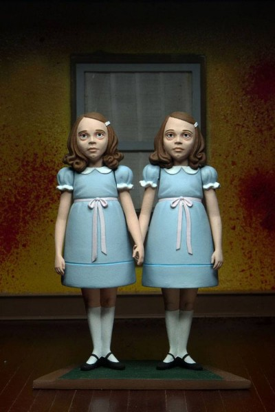 The Shining Toony Terrors Actionfiguren The Grady Twins (2-Pack)
