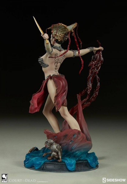 Court of the Dead Statue Gethsemoni - Queens Conjuring