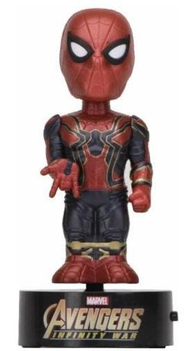 Avengers Infinity War Body Knocker Wackel-Figur Spider-Man