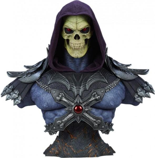 Masters of the Universe Life-Size Büste 1/1 Skeletor Legends