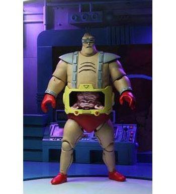 Teenage Mutant Ninja Turtles Ultimate Actionfigur Krang's Android Body