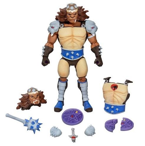 Thundercats Ultimate Actionfigur Grune the Destroyer