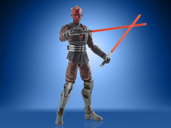 Star Wars Vintage Collection Actionfigur 10 cm Darth Maul (Mandalore)
