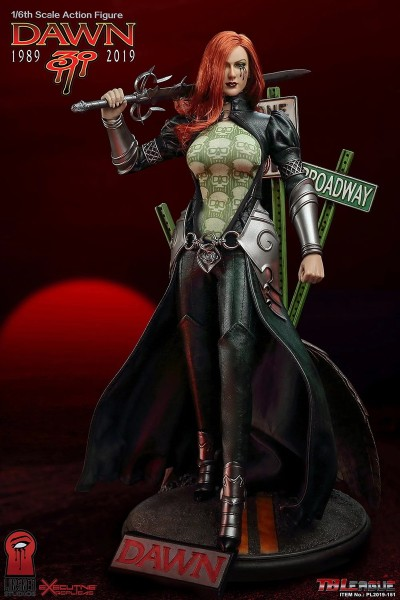 Phicen / TBLeague 1/6 Actionfigur Dawn
