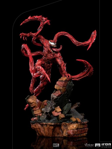 Venom: Let There Be Carnage BDS Art Scale Statue 1/10 Carnage