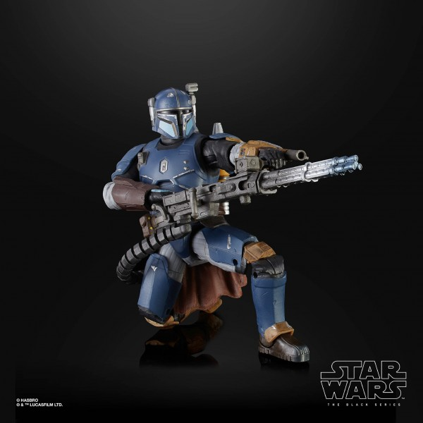 Star Wars Black Series Actionfigur 15 cm Heavy Infantry Mandalorian (Exclusive)
