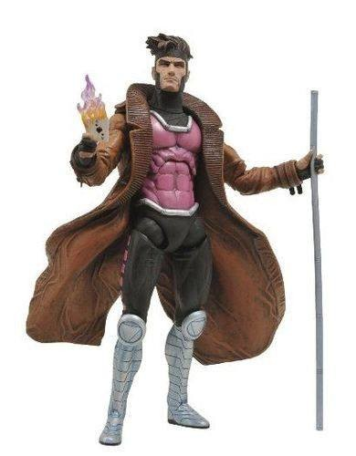 Marvel Select Actionfigur Gambit
