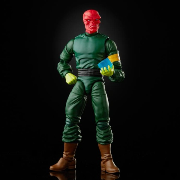 Super Villains Marvel Legends Actionfigur Red Skull