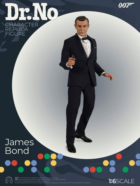 James Bond - 007 jagt Dr. No - Actionfigur 1/6 James Bond (Limited Edition)