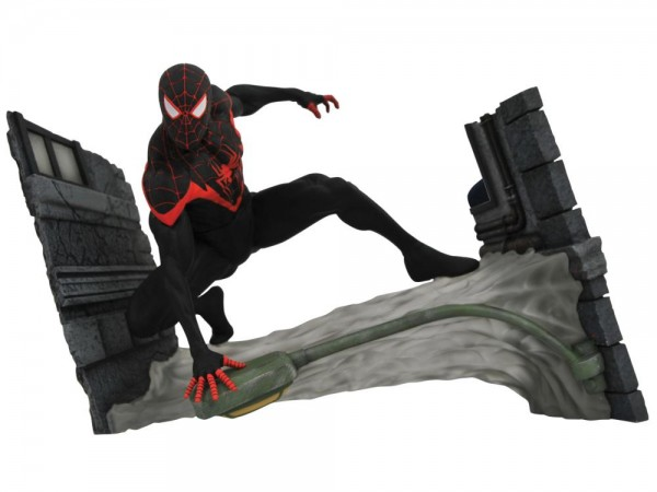Marvel Gallery Statue Miles Morales Spider-Man