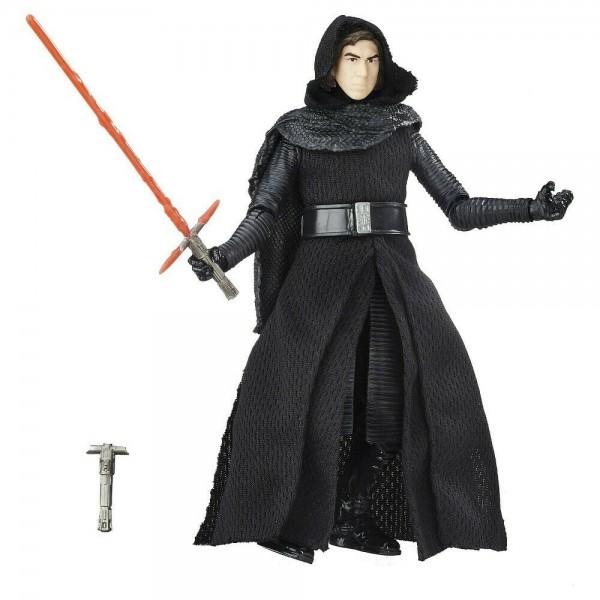Star Wars Black Series Actionfigur 15 cm Kylo Ren (Unmasked)