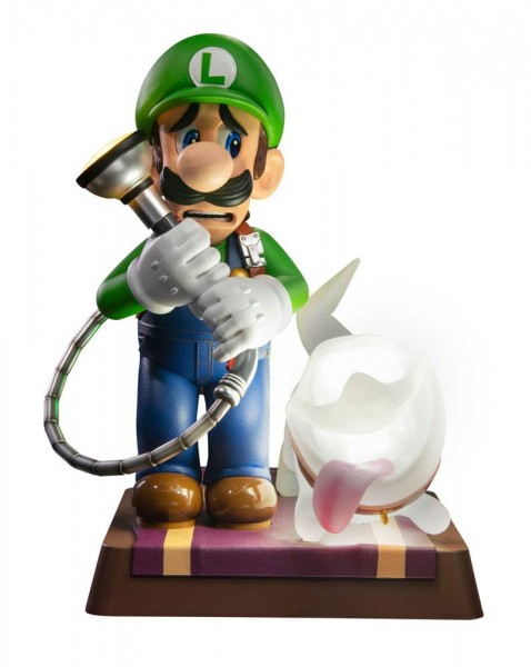 Luigi's Mansion 3 Statue Luigi & Polterpinscher (Collector's Edition)