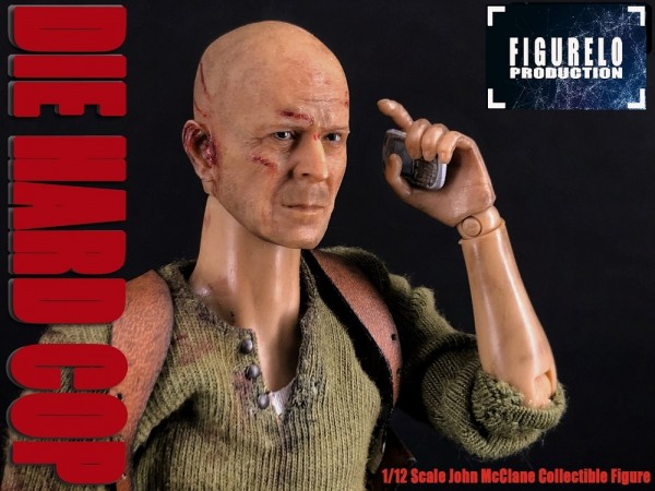 Figurelo Production 1/12 Actionfigur Die Hard Cop